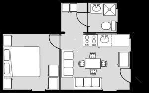 Apartment Komac