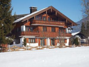 Ferienwohnungen Schwendinger, Apartments  Oberstdorf - big - 10
