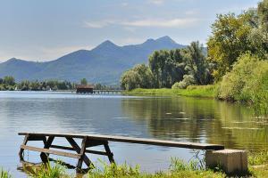 Zum Fischer am See, Penzióny  Prien am Chiemsee - big - 37