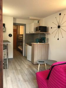 STUDIO Pied des pistes, 4 pers - Hotel - Valfréjus