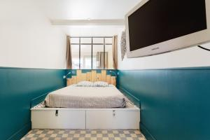 Bruce Apartment, Apartmány  Cannes - big - 27