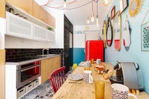 Bruce Apartment, Апартаменты/квартиры  Канны - big - 4