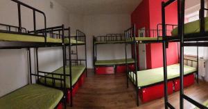 Good Bye Lenin Pub Garden Dormitories