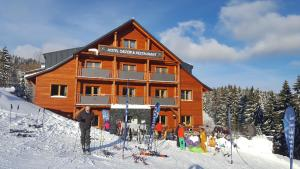Hotel Hotel Obzor Pec pod Sněžkou Cehia
