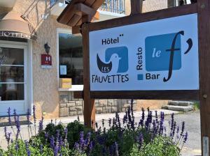 Les Fauvettes - Hotel - Saint-Léger-Les-Mélèzes
