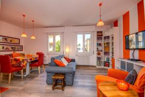 Orange Apartment