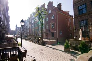 Norda Apartamenty Gdańsk Stare Miasto