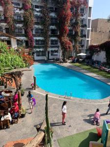 Hotel Sol de Ica, Hotely  Ica - big - 63