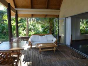 Bella Beach Bungalows, Ville  Rarotonga - big - 59