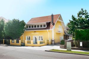 3 hviezdičkový penzión Villa Sipeky Senec Slovensko
