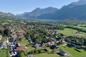 Location gîte, chambres d'hotes Camping Le Verger Fleuri dans le département Haute Savoie 74