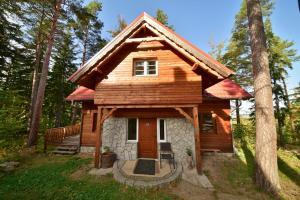 Leśny Domek koło Karpacza Apartamentuj