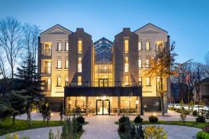 Amsterdam Plaza Hotel & SPA