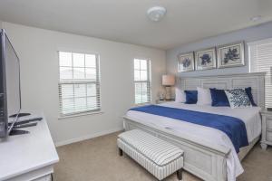 obrázek - Resort 9BR Villa, Water View, Amenities, Pool&Spa, Near Disney, Sea World, Universal(8857)