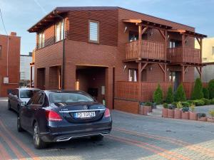 Klinkierowy Apartament
