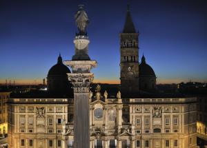 Hotel Mecenate Palace - abcRoma.com