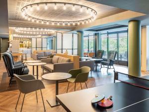 Location gîte, chambres d'hotes Aparthotel Adagio Porte de Versailles dans le département Haut de seine 92