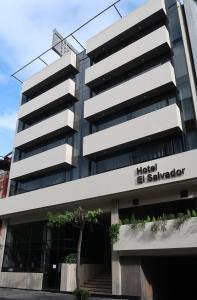 Отель Hotel El Salvador, Мехико