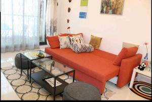 COZY 1 BEDROOM+ SOFA BED APPARTMENT WITH GOOD FACILITIES NEAR MALL OF EMIRATES - Dubai