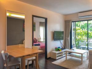 . Квартира с одной спальней в комплексе Тайтл на Раваи