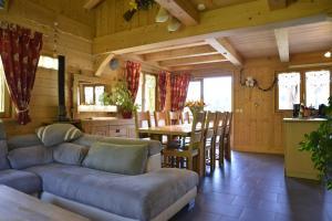 Location gîte, chambres d'hotes Chalet L'étale dans le département Savoie 73