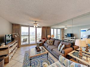 . Gulf-Front Gem: Lake Views, Beach Access & 3 Pools condo