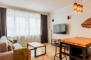 New Apartment in heart of Warsaw