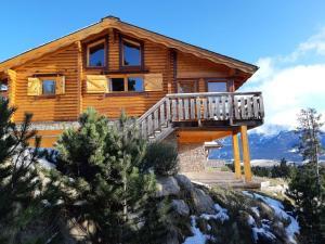 CHALET SCANDINAVE ALASKAN classé 4 ETOILES - Hotel - Bolquère Pyrénées 2000