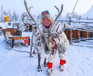 Kakslauttanen Arctic Resort (23 of 123)