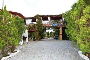 Hotel Villa del Sol, Отели  Пуэрто-Кортес - big - 8