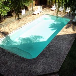 Hotel Villa del Sol, Отели  Пуэрто-Кортес - big - 15