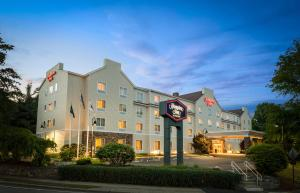 Hampton Inn Nashua - Hotel