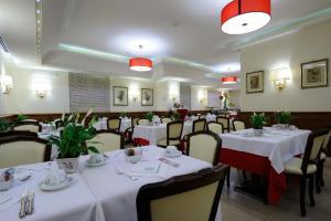 Hotel Giulio Cesare, Отели  Рим - big - 42