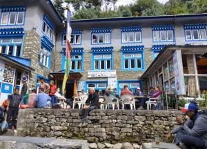. Shangri-la guest house