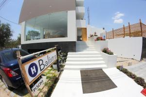 Hotel Balistra, Hotel  Ica - big - 21