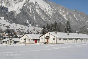 Mountain Lodge Backpackercamp