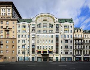 Отель Марриотт Тверская
