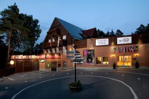 4 hvězdičkový hotel Hotel Berg Staré Splavy Česko