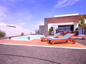 Two-Bedroom Holiday Home Bellavista 4, Playa Blanca