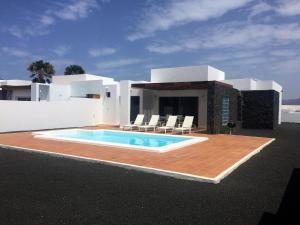 Holiday Home Villa Blanca, Playa Blanca