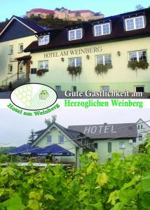 Hotel am Weinberg - Laucha