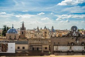 Roof top dream piazza del popolo - abcRoma.com