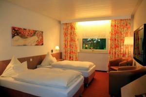 Hotel am Springhorstsee, Hotel  Grossburgwedel - big - 26