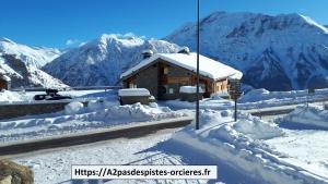 T2 Chalet d'orciéres - Apartment - Orcières-Merlette