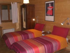 Chambre Double ou Lits Jumeaux avec Salle de Bains Privative