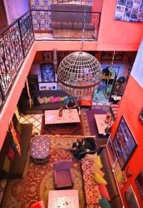 Hostel Riad Marrakech Rouge (2 of 31)
