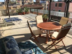 Attico con grande terrazzo - abcRoma.com