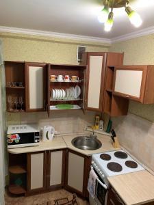 . 1 комнатные апартаменты на Дружбы Народов 10