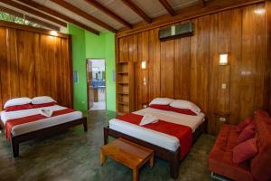 Fuego Lodge, Hotely  Pláž Santa Teresa - big - 81