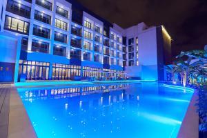 Лучшие отели Омана со своим пляжем